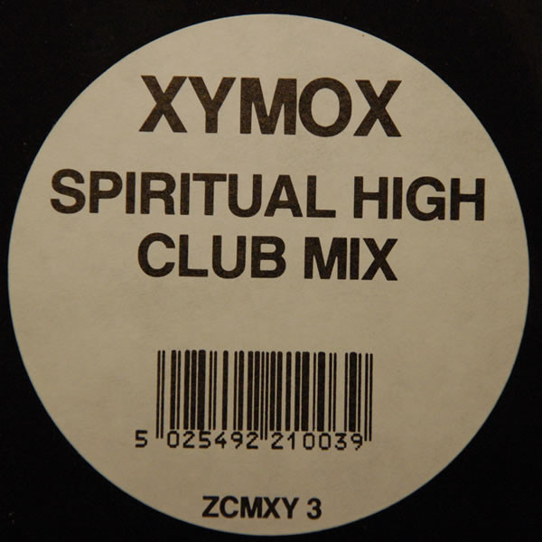Xymox - Spiritual High (Club Mix) (12