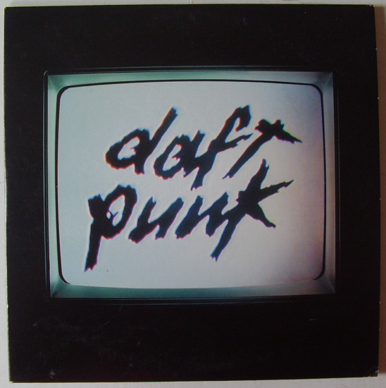 Daft Punk - Human After All (CD, Album, Copy Prot., Promo, Car)