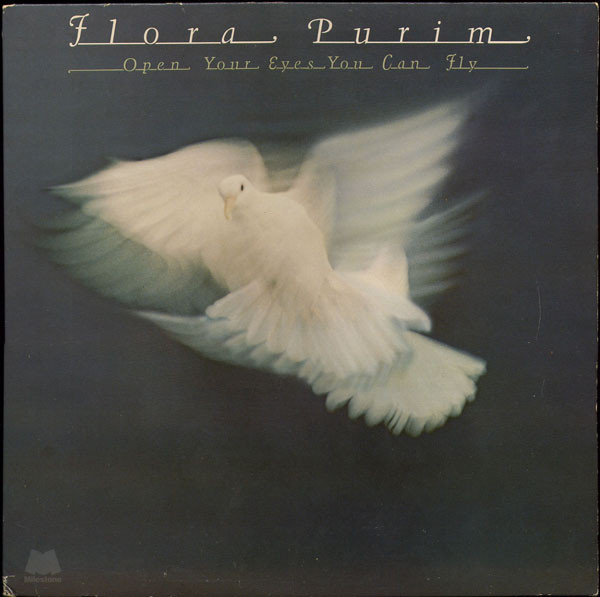 Flora Purim - Open Your Eyes You Can Fly (LP, Album, Gat)