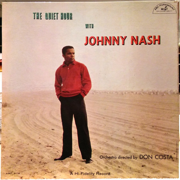 Johnny Nash - The Quiet Hour (LP, Album, Mono)