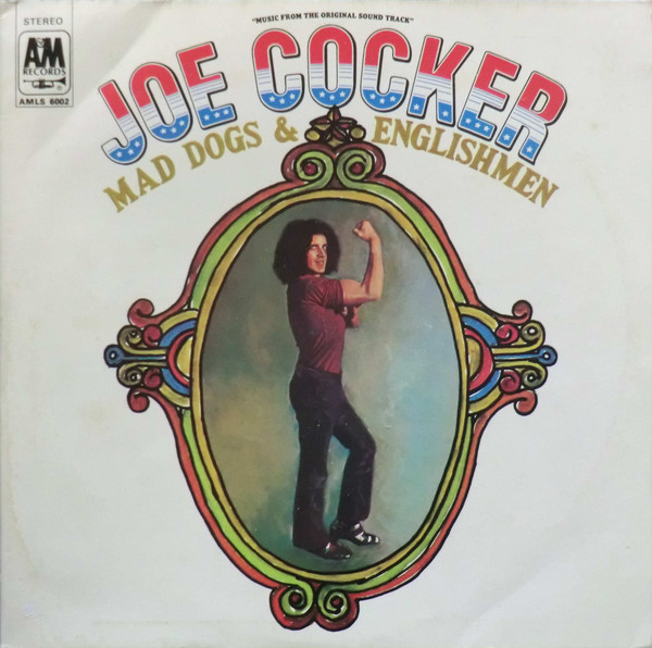 Joe Cocker - Mad Dogs & Englishmen (2xLP, Album, Fol)