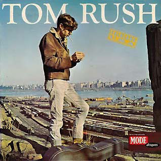Tom Rush - Tom Rush (LP, Album, Mono)
