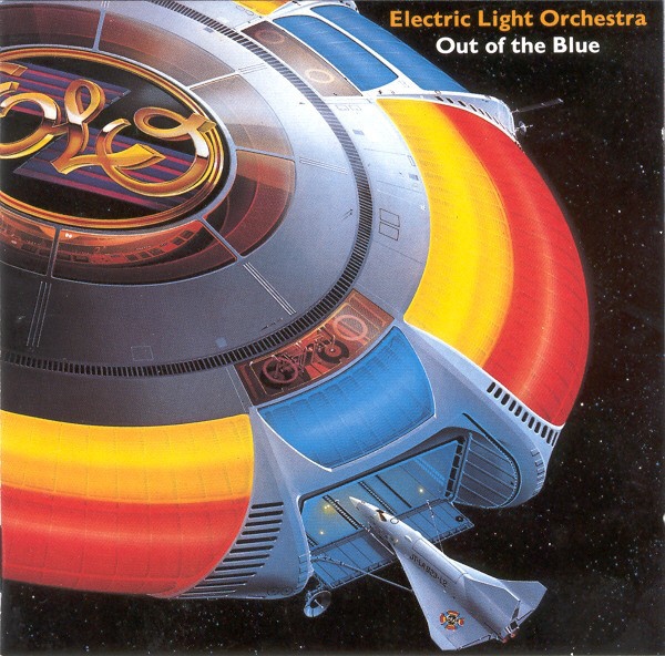 Electric Light Orchestra - Out Of The Blue (CD, Album, RE)