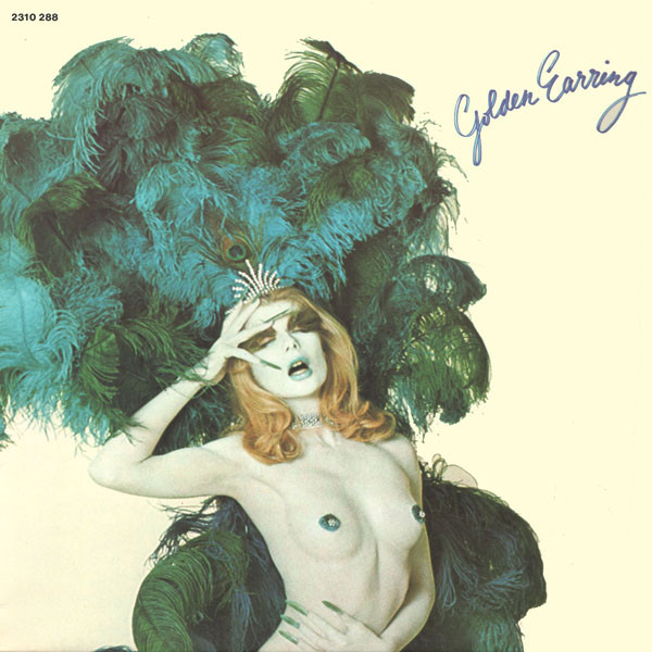 Golden Earring - Moontan (LP, Album, Gat)