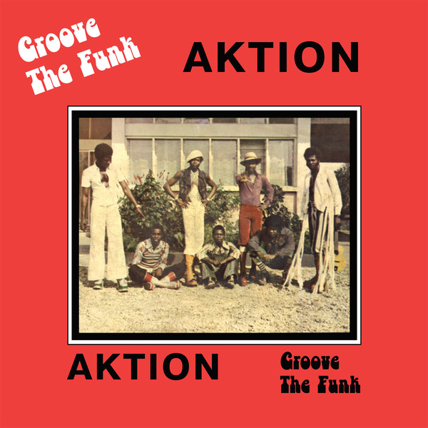 Aktion - Groove The Funk (CD, Album, RE)
