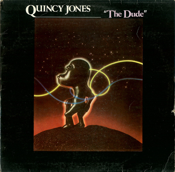 Quincy Jones - The Dude (LP, Album)