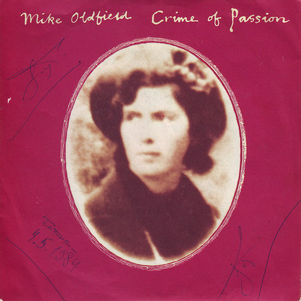 Mike Oldfield - Crime Of Passion (7