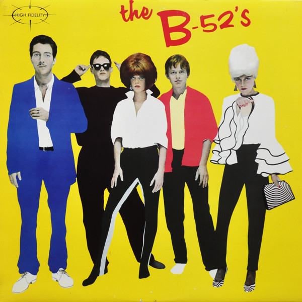 The B-52's - The B-52's (LP, Album)