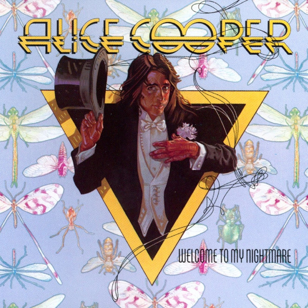 Alice Cooper (2) - Welcome To My Nightmare (LP, Album)