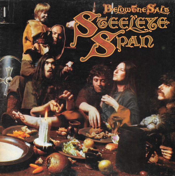 Steeleye Span - Below The Salt (LP, Album, Gat)