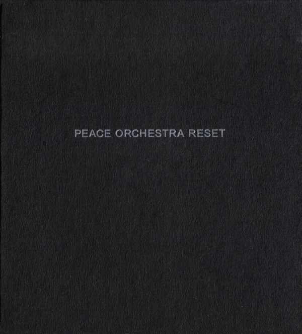 Peace Orchestra - Reset (CD, Album)