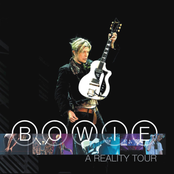 Bowie* - A Reality Tour (3xLP, Album, RE, Blu + Box, Ltd)