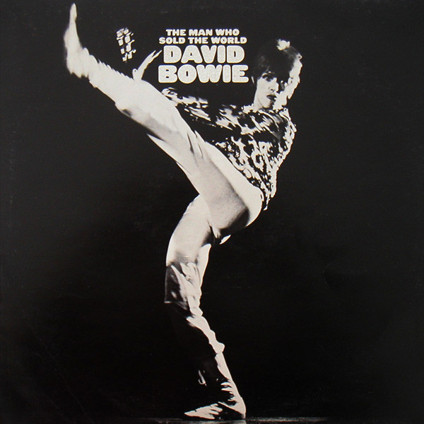 David Bowie - The Man Who Sold The World (LP, Album, RE)