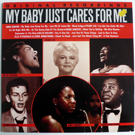 Various - My Baby Just Cares For Me (LP, Comp)