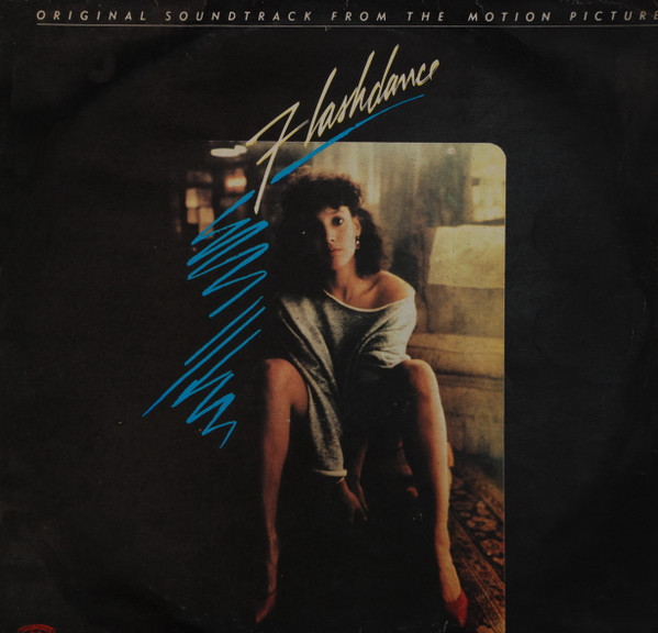 Various - Flashdance (Original Soundtrack From The Motion Picture) (LP, Album)