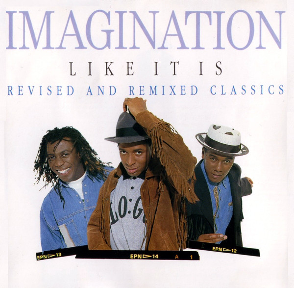 Imagination - Like It Is – Revised & Remixed Classics (LP, Comp)