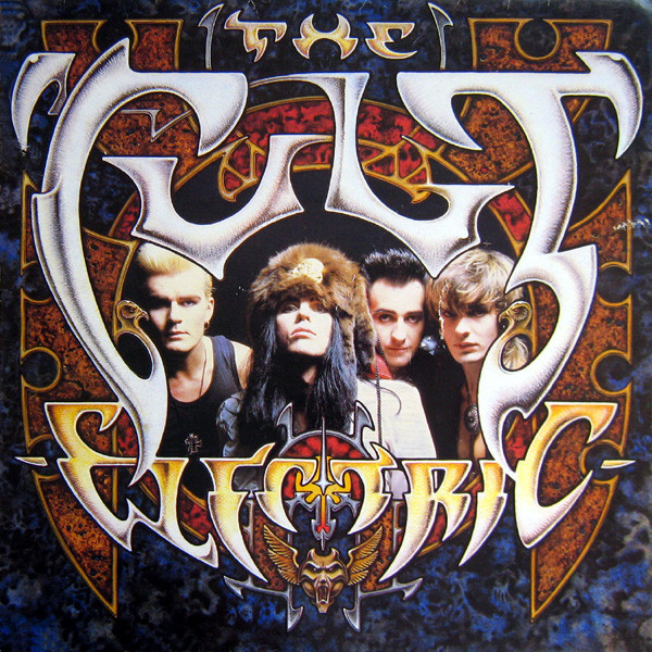The Cult - Electric (LP, Album)