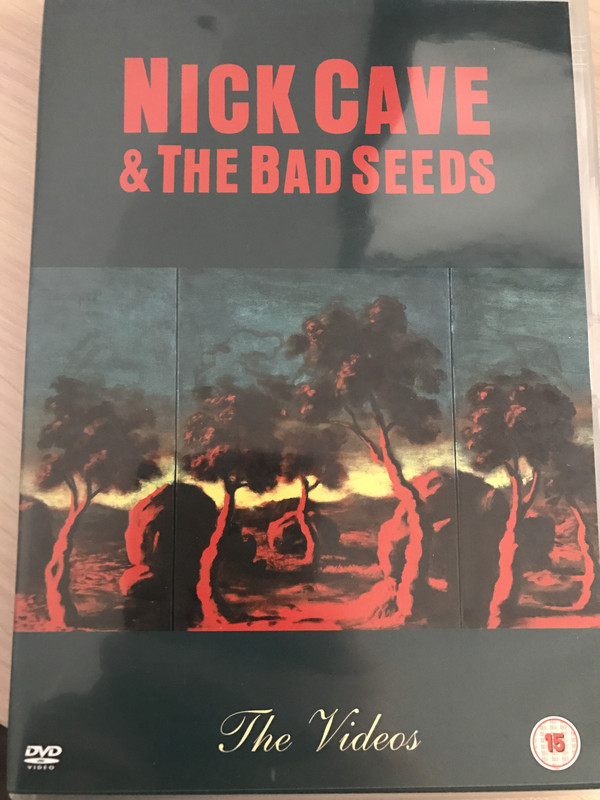 Nick Cave & The Bad Seeds - The Videos (DVD, NTSC)