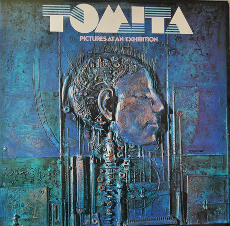 Tomita - Moussorgsky - Pictures At An Exhibition - Tomita (LP, Album)